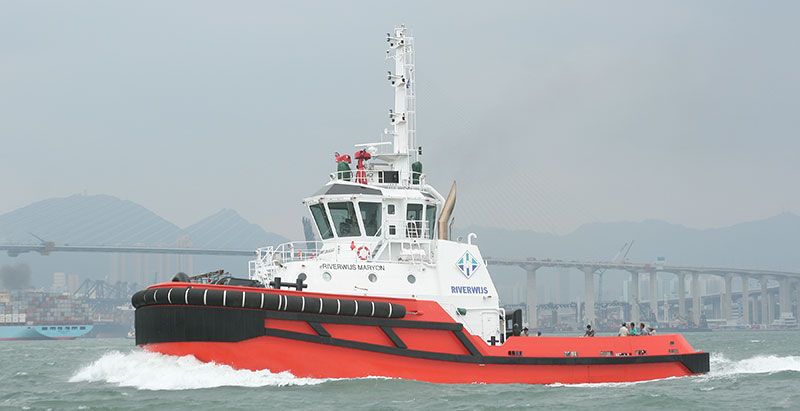 First new generation RAmparts 3000 Class tugs from Robert