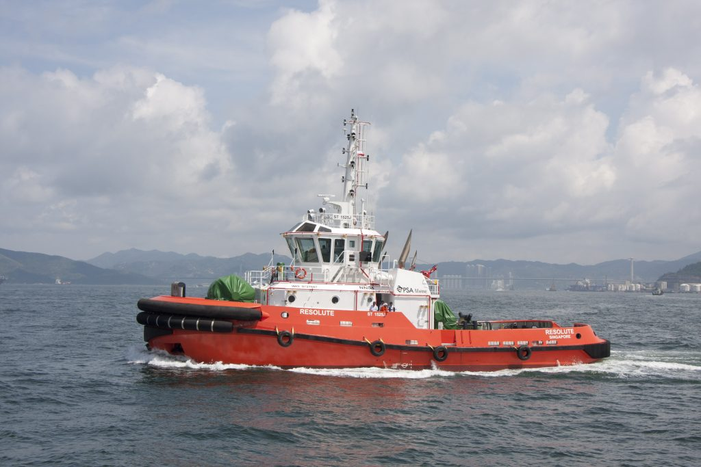 Resolute & Resilient – A new pair of RAmparts 3200-CL tugs for PSA