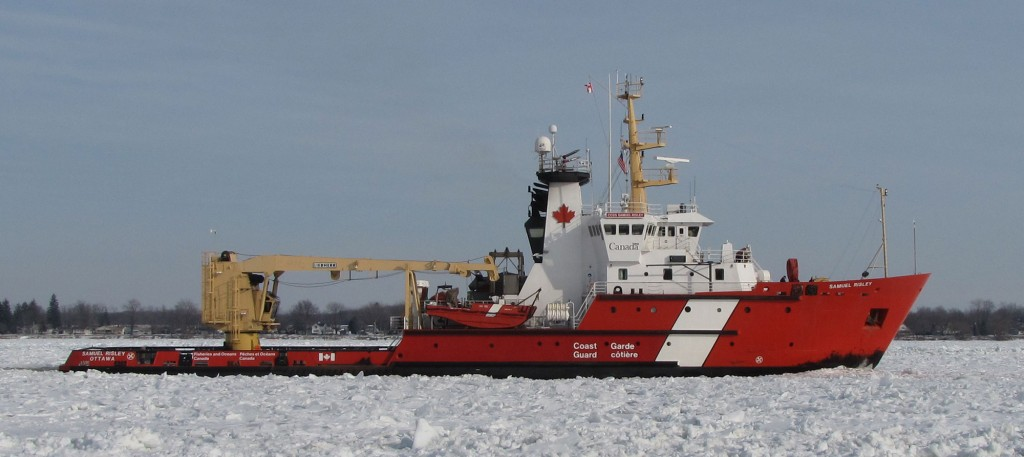 CCGS Type 1050 Icebreaking Nav-Aids Tender