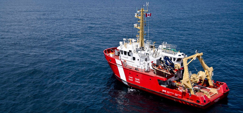 CCG Inshore Fisheries Research Vessels