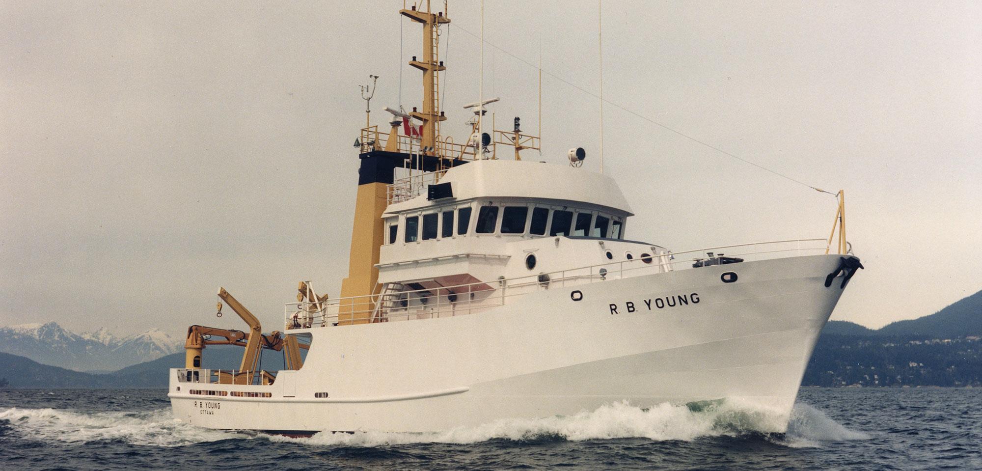 Scientific Research Vessels Robert Allan Ltd