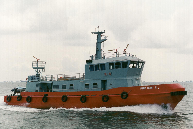 RAnger P-3000 Fireboat 2