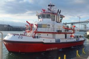 RAnger V-3300 Fireboat 20