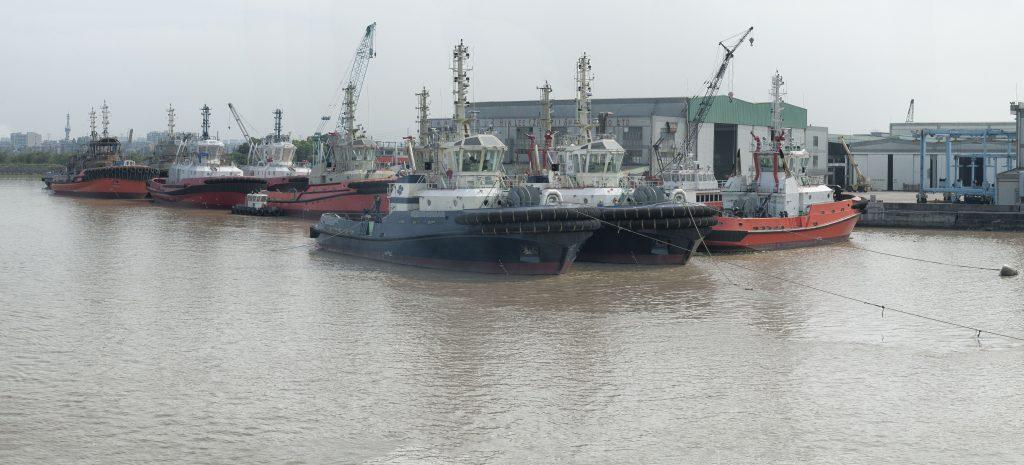 HIN LEE SHIPYARD for Bill Hu RGB