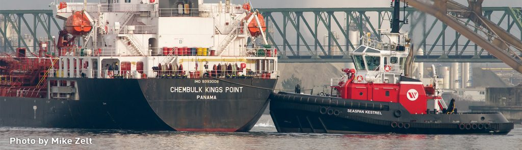 20130122-Seaspan Kestrel and Chembulk Kings Point-Mike Zelt