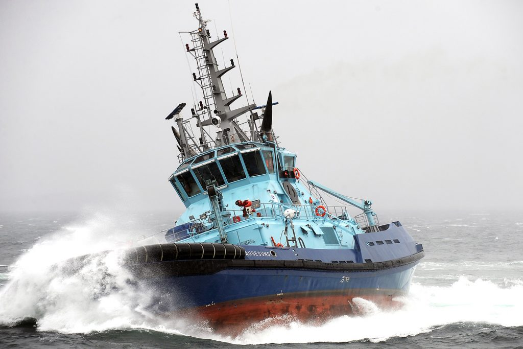 Robert Allan Ltd  – The Place That Launched A Thousand Tugs - Robert