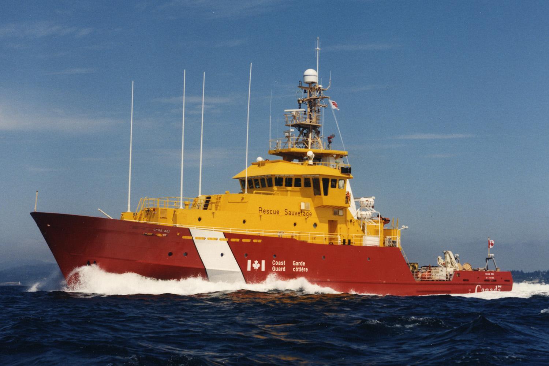 search and rescue vessels robert allan ltd