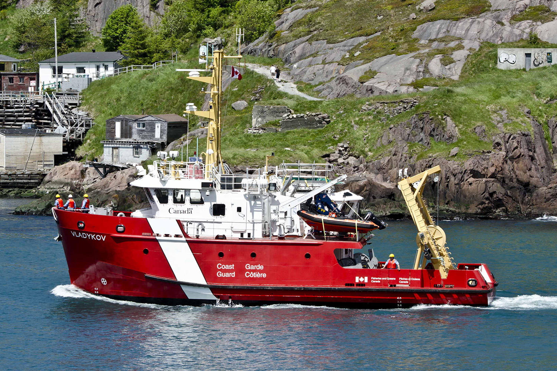 Canada Awards Design For Fishery Research Vessel Robert Allan Ltd